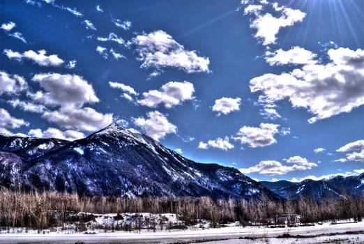 Pine Pass HDR
