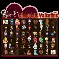 2012 Valentine Event Box by blithebird