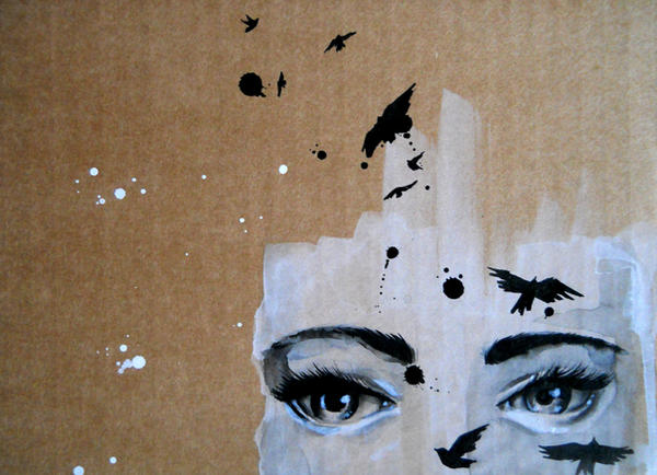 Eye eyes by rokkihurtta