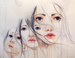 Faces by rokkihurtta