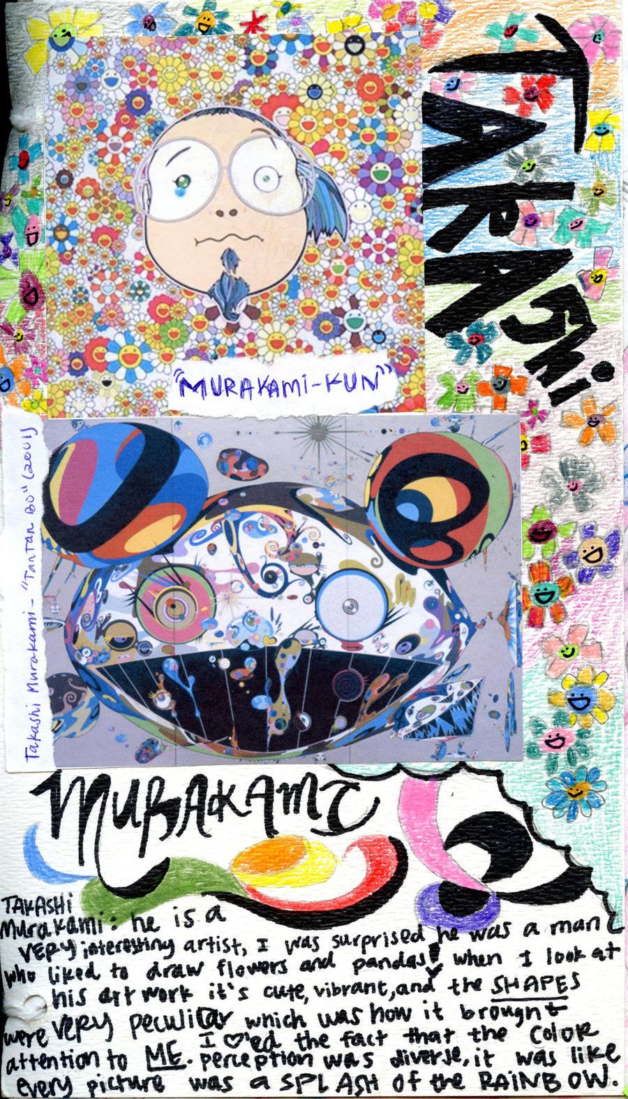 IB ART Sketchbook page 1 by jv12365321