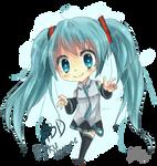 [Fanart] HBD LATELY Miku Hatsune