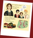 If I went to Hogwarts...