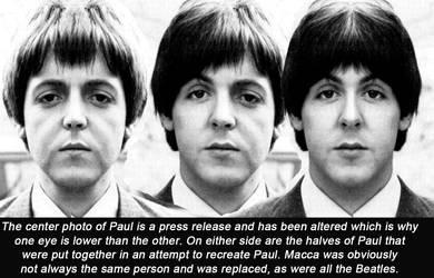 Did Paul McCartney really die by sindhoorella