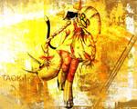 Taokaka Wallpaper