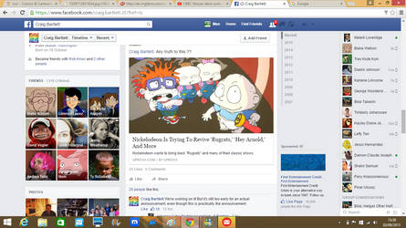 Hey Arnold Reboot is Happenning by RugratsKid91