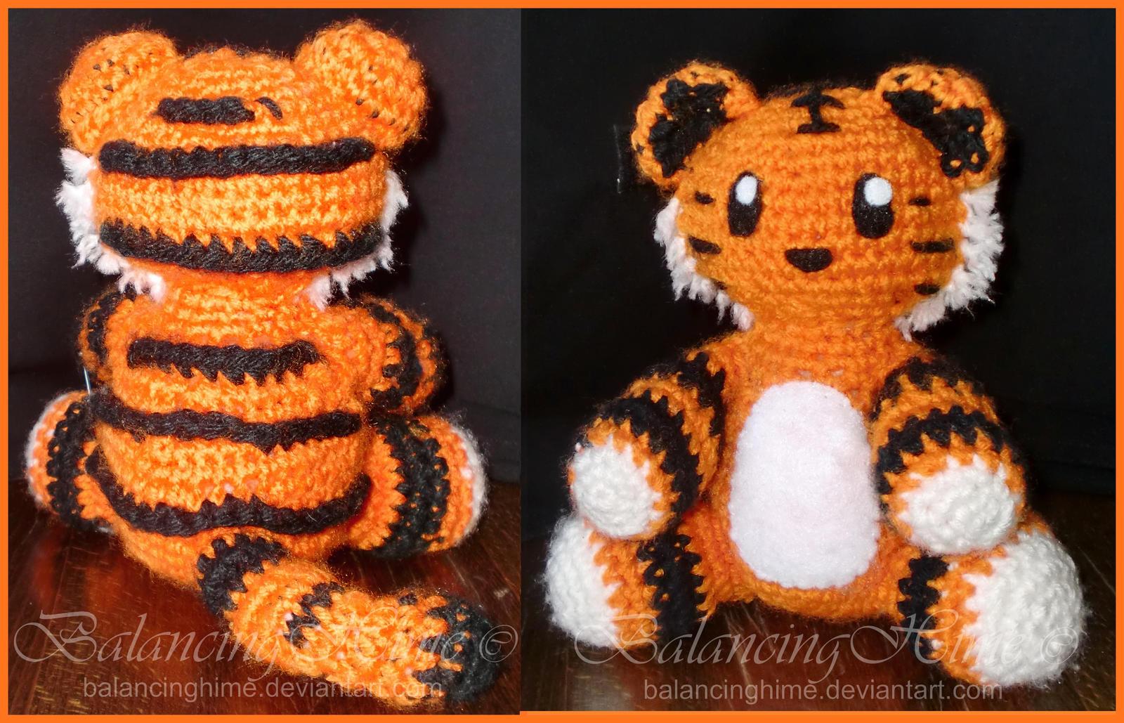 Tiger Ami by BaLaNcIngHiMe