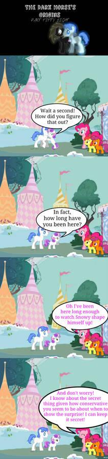 The Dark Horse's Origins Part 58