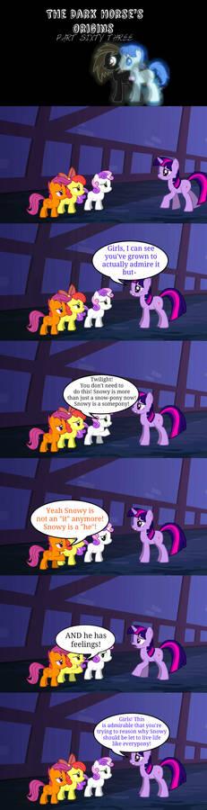 The Dark Horse's Origins Part 63