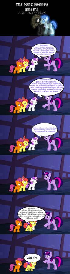 The Dark Horse's Origins Part 64