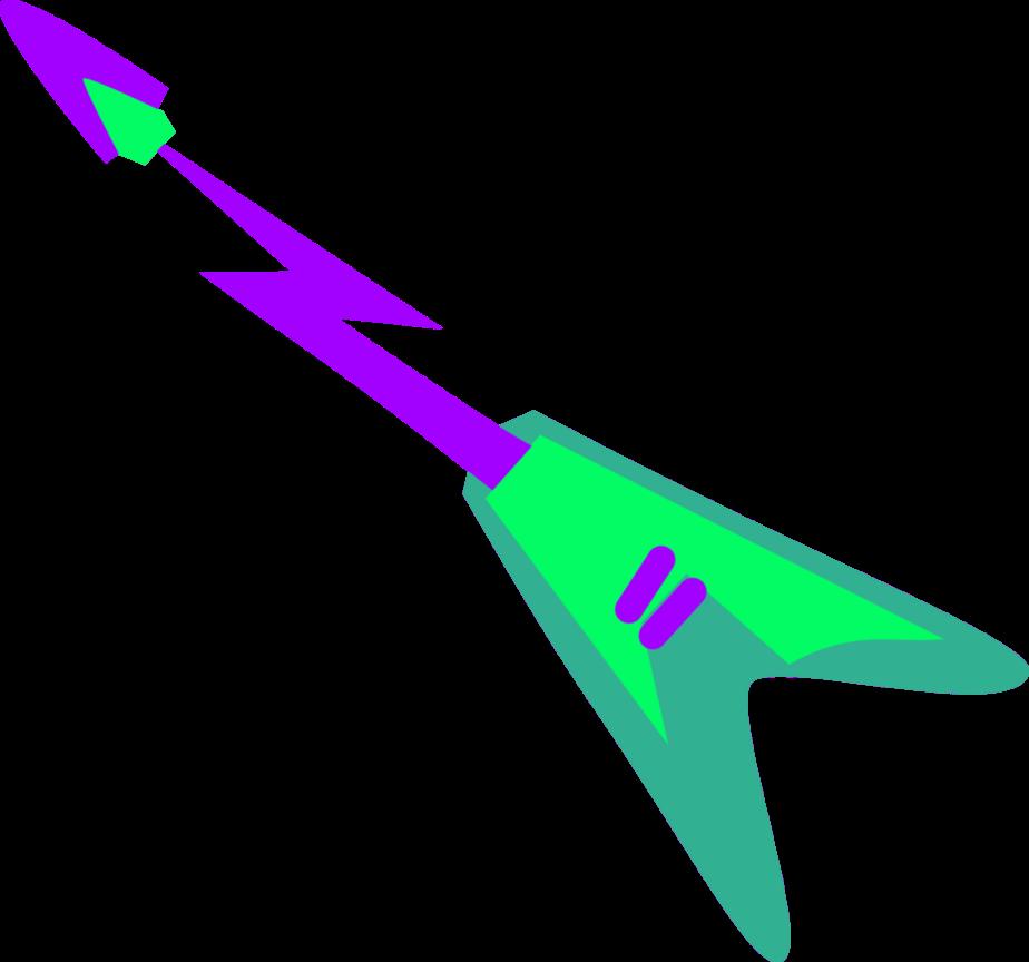 Aurora Glowsticks cutie mark by Dark-Pon3