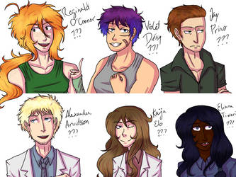 haha theyre back 3 (finished) by SeaOfFeelings