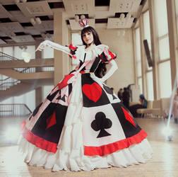 Queen of Heart by SAlbi