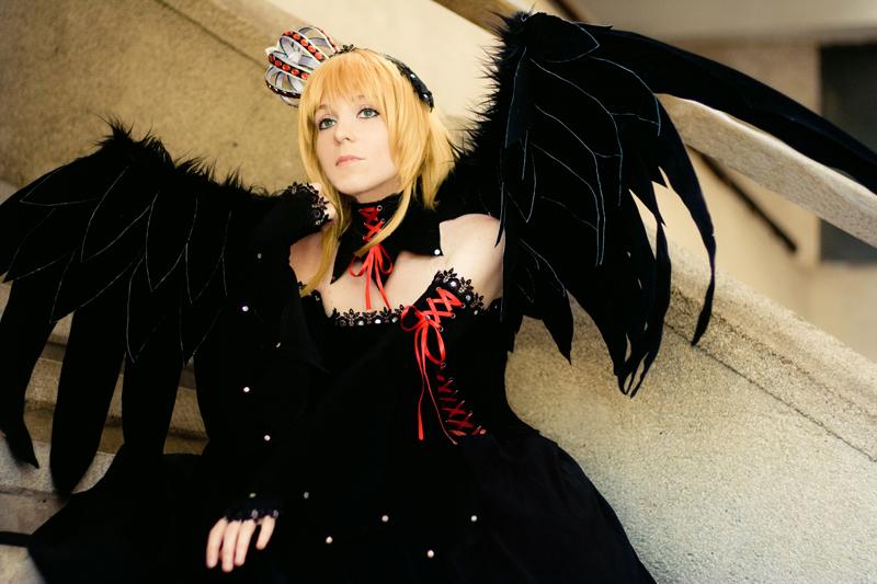 Tsubasa cosplay- Sakura 2 by SAlbi