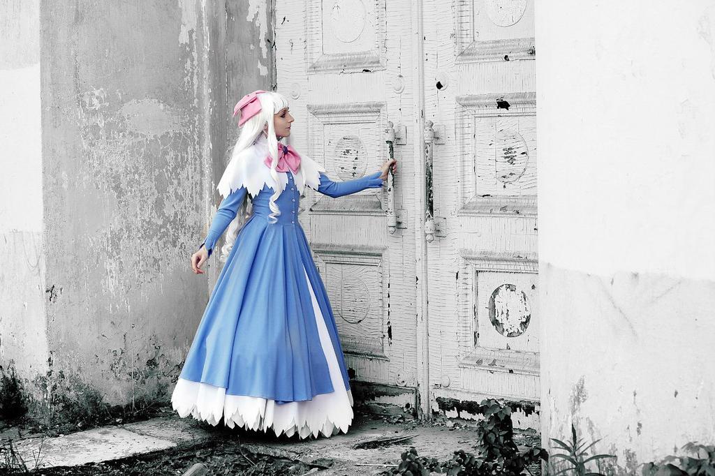 Azmaria Hendric by SAlbi