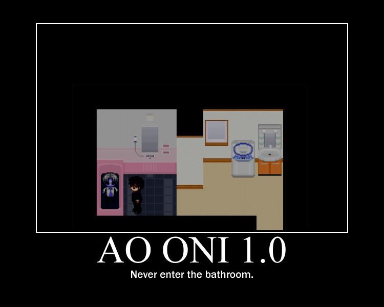 Ao Oni Free English