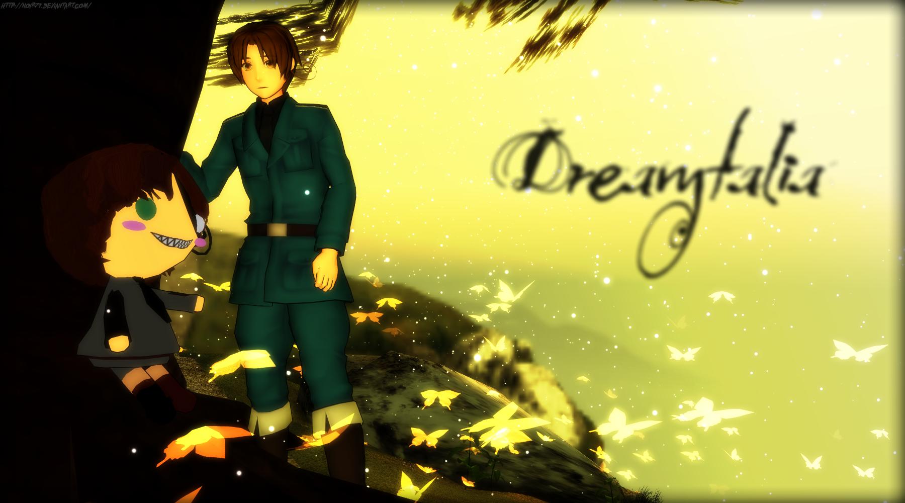 Dreamtalia - Land of Dreams - by Noir74
