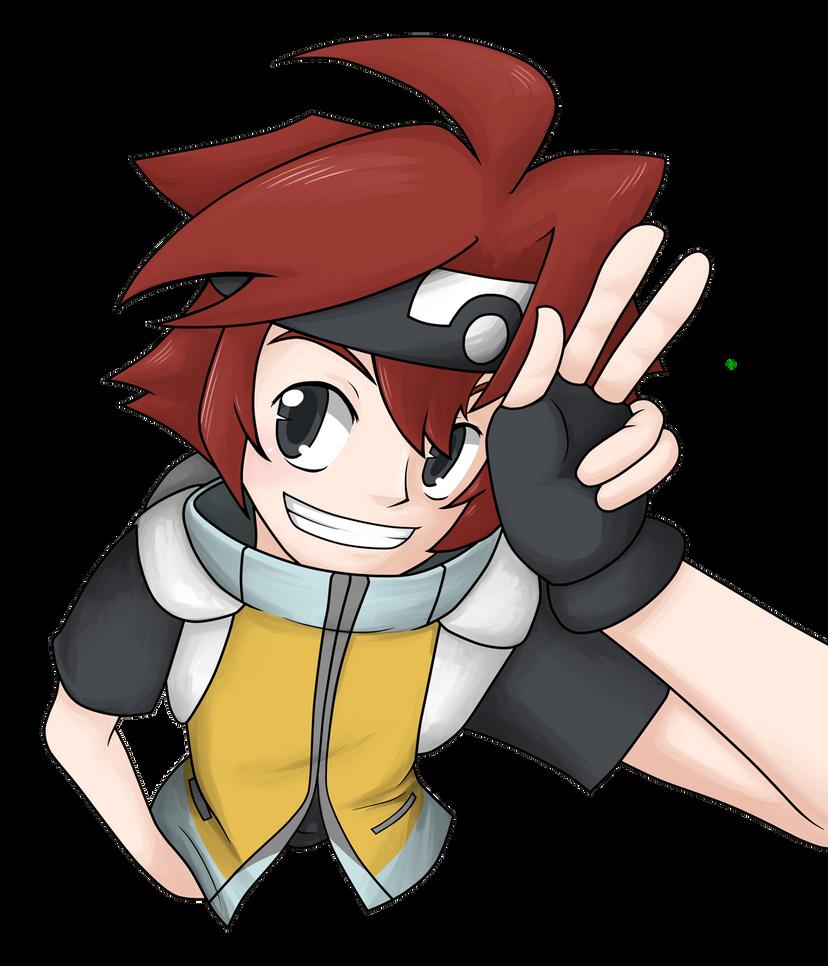 Pokemon Brendan Without Hat Images | Pokemon Images