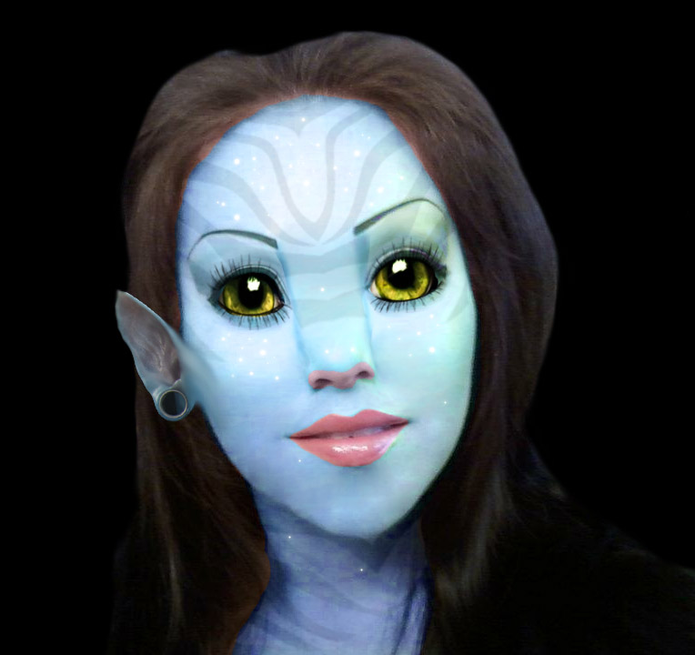 Avatar With Golden Eyes By LoveStruck2 On DeviantArt
