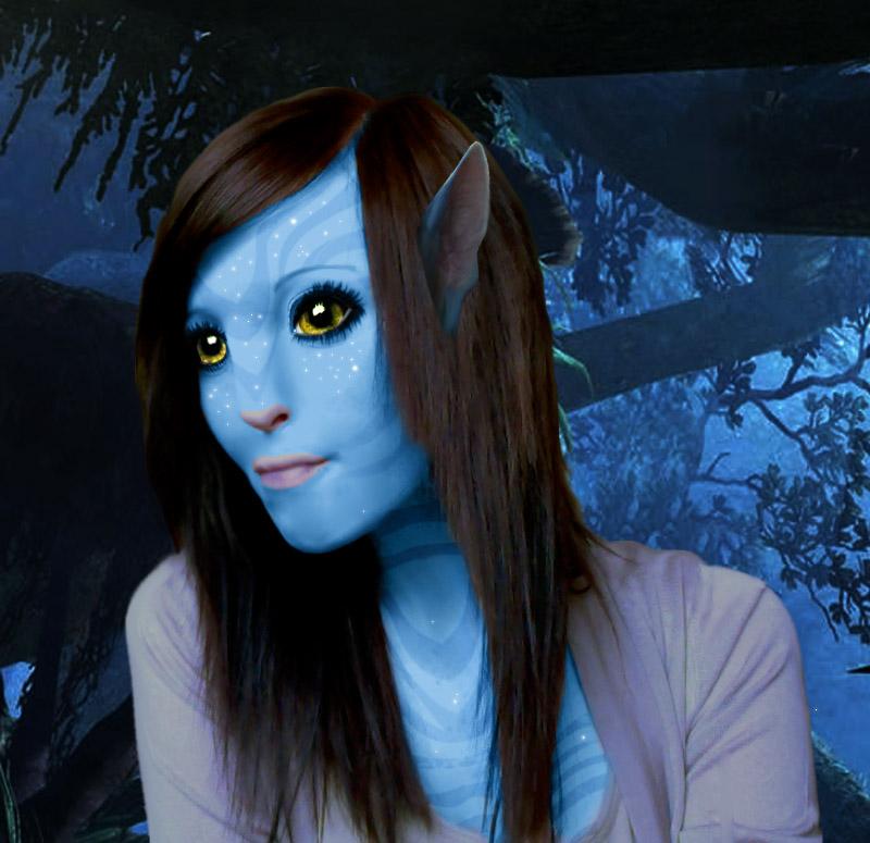 Avatar In Forest By LoveStruck2 On DeviantArt