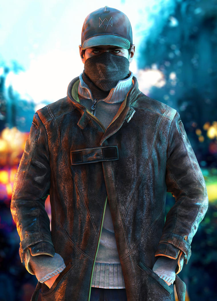 Watch Dogs Marcus Fan Art