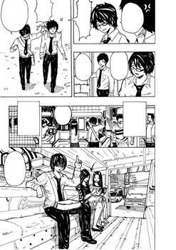 Comic/Manga Page Sample