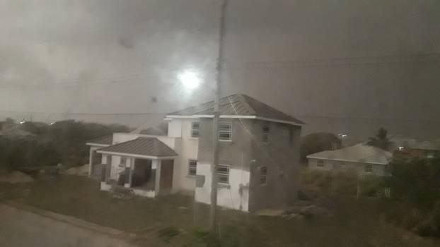 Barbados Volcanic ash 2