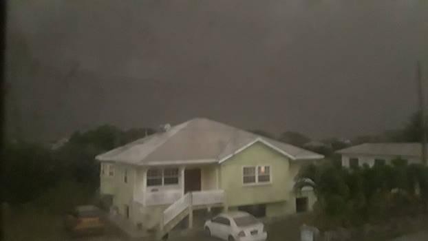 Barbados Volcanic ash 3