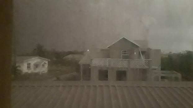 Barbados Volcanic ash 4