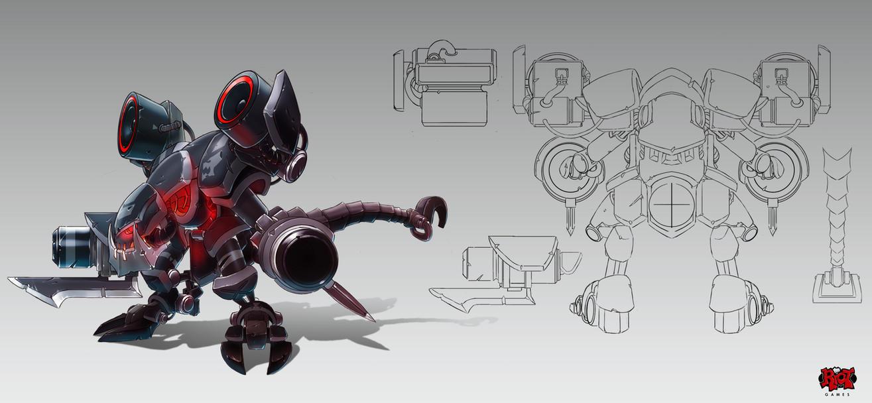 Cho'Gath_Battlecast_Prime by The-Bravo-Ray