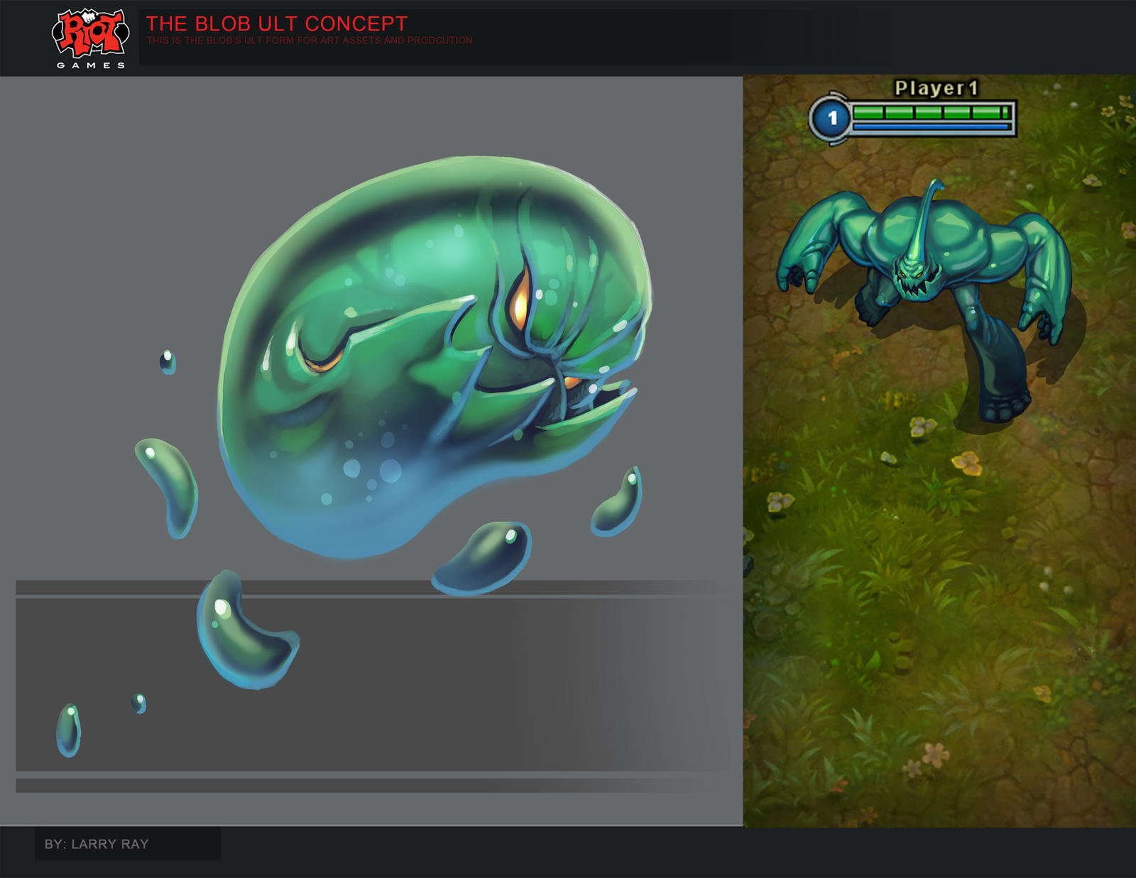 BLob Ult Mock Up by The-Bravo-Ray