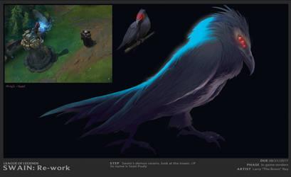 Swain Raven