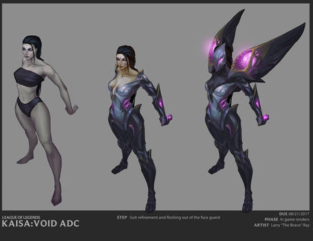 Void ADC FINAL INGAME 02!!