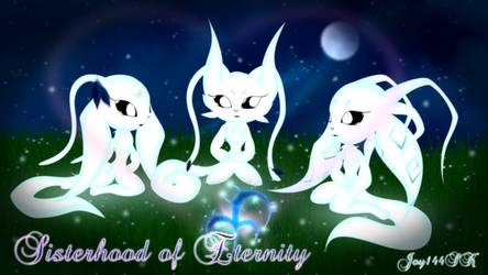 Sisterhood of Eternity (PNG) by Joy144SK