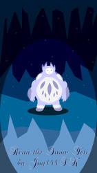 Renu - The Snow Yeti (PNG) by Joy144SK
