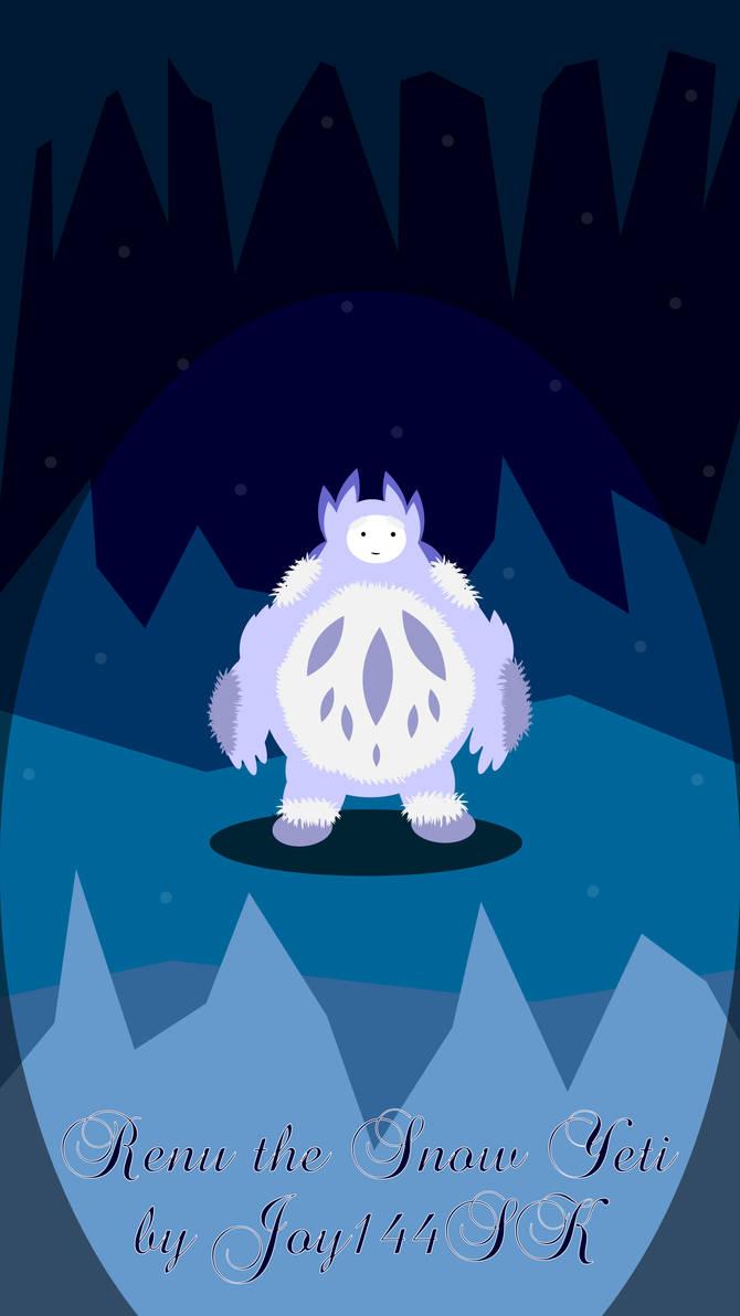 Renu - The Snow Yeti (PNG)