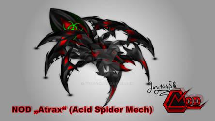 CaC - AT-100 Atrax (Acid Spidermech) (PNG)