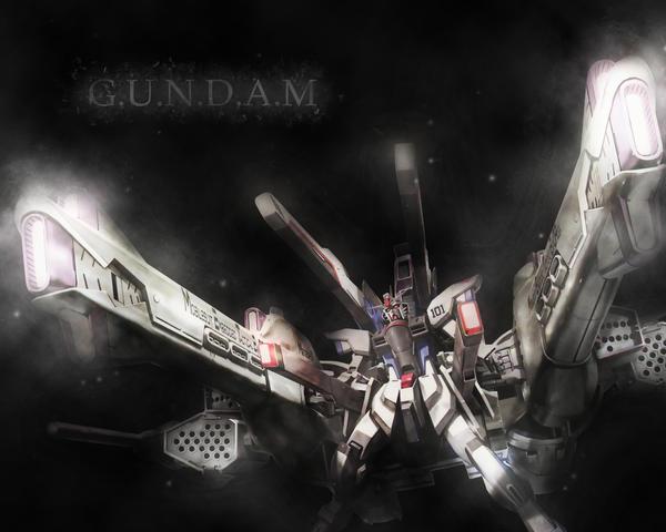 gundam wallpapers. GUNDAM Wallpaper by Moptophaha
