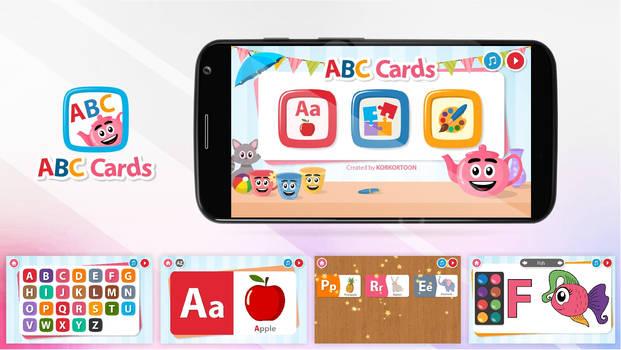 ABC Cards App