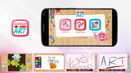 KORKOR ART App