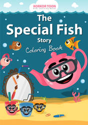 The Special Fish Story Coloring Book