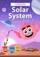 Solar System Coloring Book