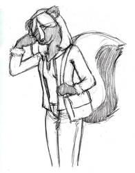 Shy Skunk