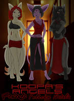 Koopa's Angels by tibek