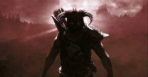 Dawnguard Skyrim Background DLC 2012 by BloxPwner101