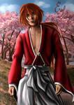 Himura Kenshin 01 by EroLady