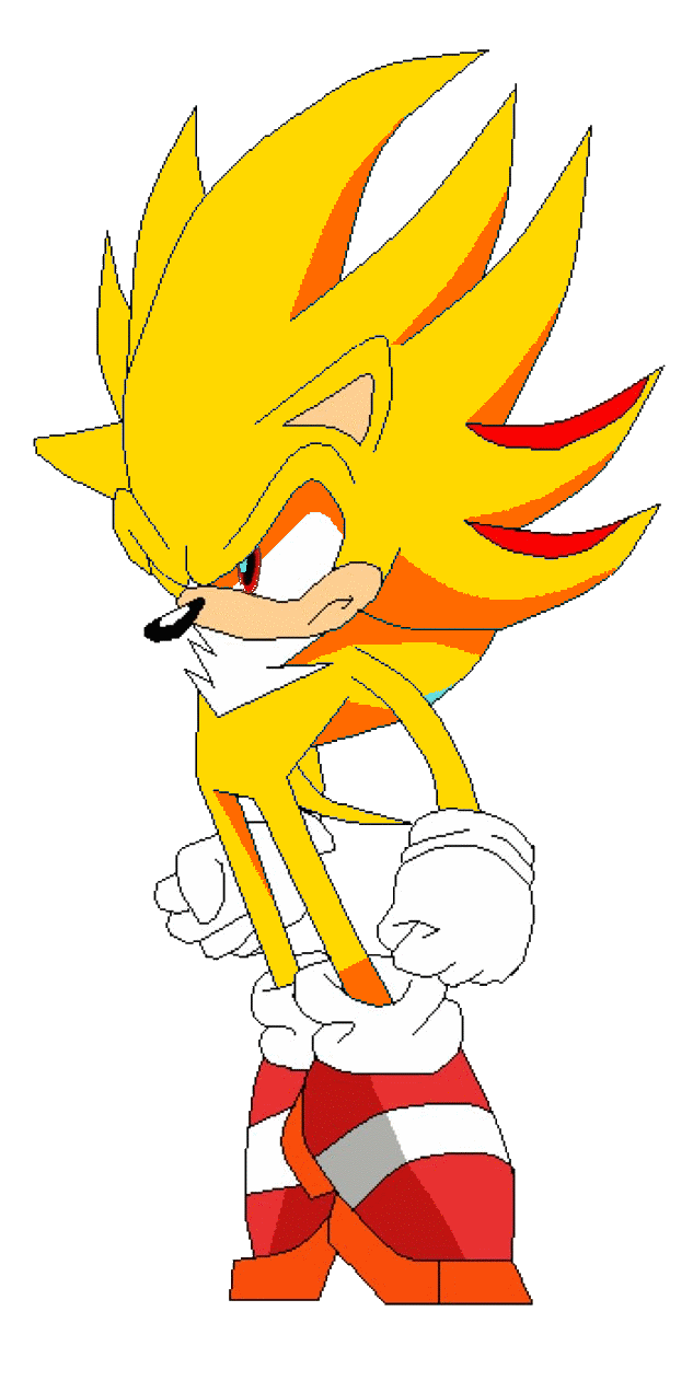 Super Shadic the Hedgehog by Perfectdranzer on DeviantArt