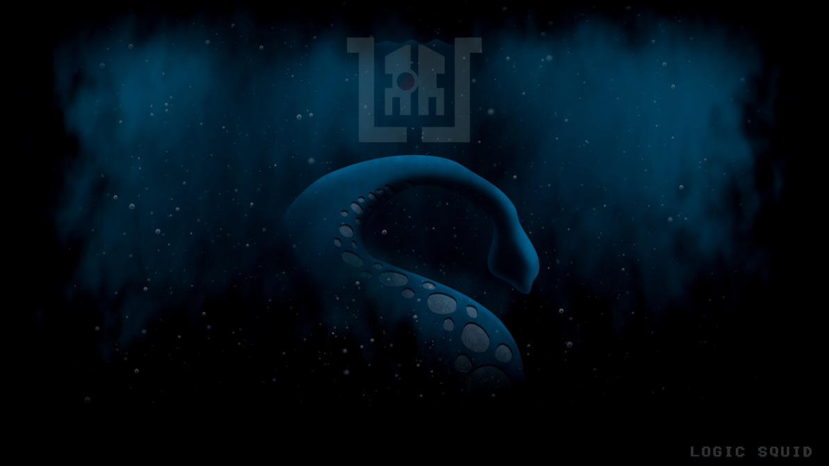 Logic Squid DeepSea Wallpaper by LogicSquid