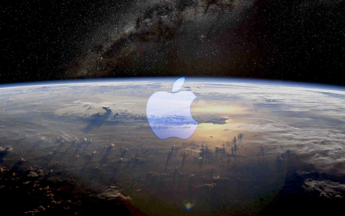 apple earth wallpaper viewing gallery