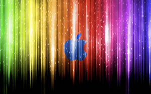 Rainbow Apple by Seans-Photography